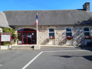 Photo facade mairie