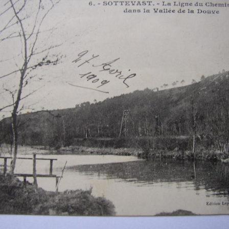 Chemin de fer 1909