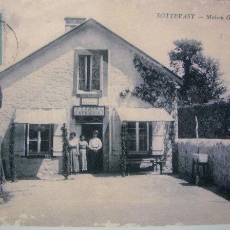 Epicerie Guérin 1913