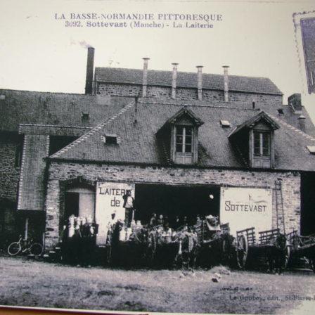 La laiterie du chateau