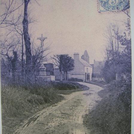 Le calvaire 1904