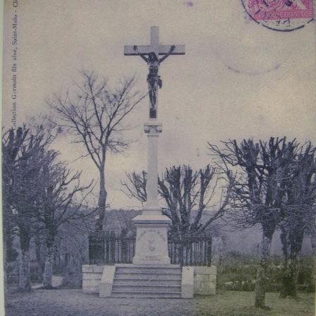 Le calvaire 1911