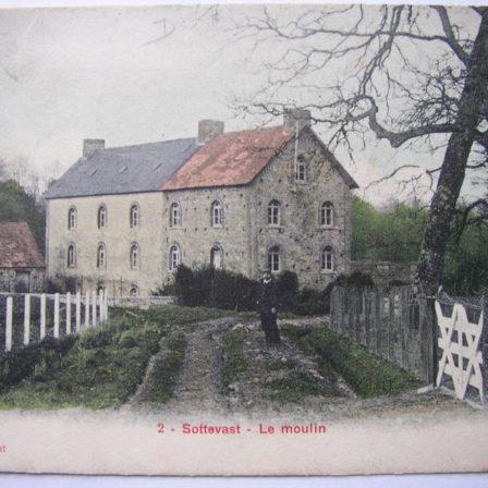 Le moulin Sottevast