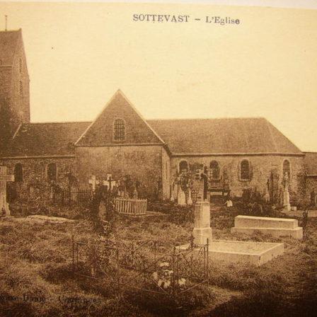 L'église Sottevast