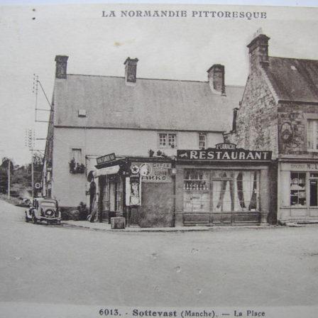 Restaurant Lamache et épicerie Leveel