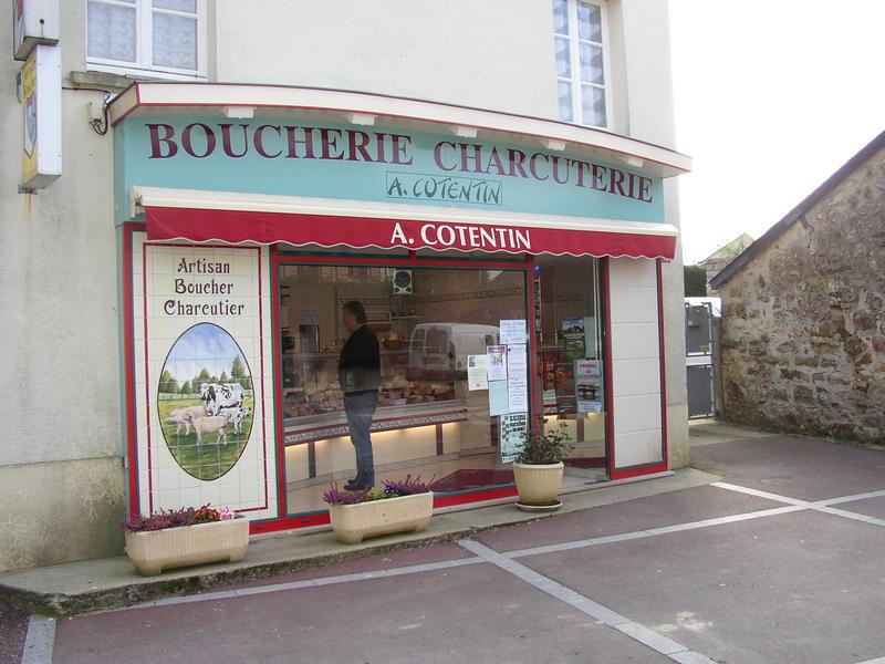 Boucherie Sottevast