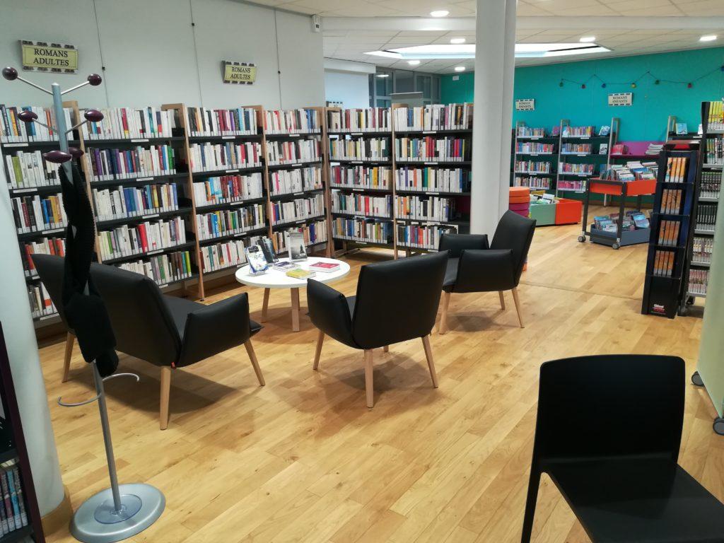 Bibliothèque de Sottevast